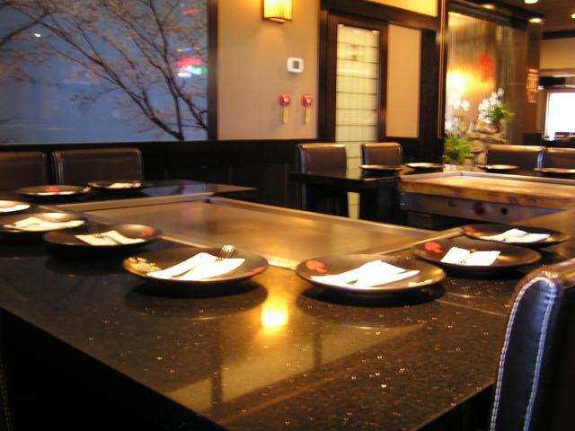 Sushi Restaurant Japanese Steak House - Hibachi table restaurant